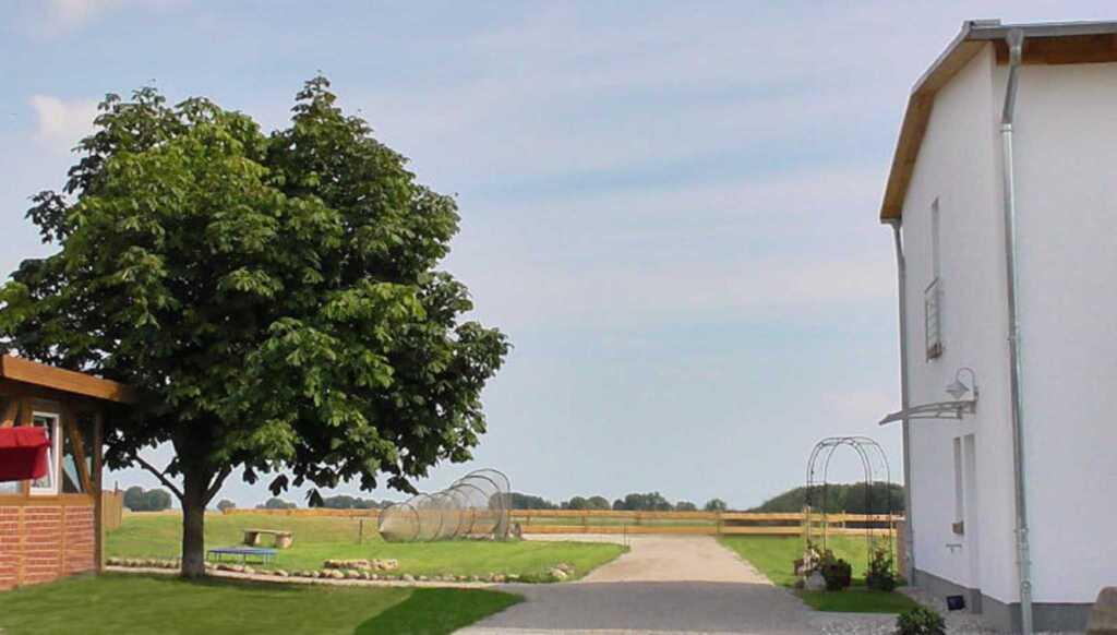 Reusenhof am Haff, Peeneblick