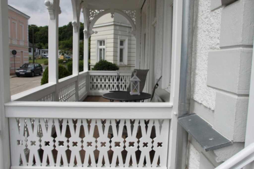 Villa Fanny, 1 Wohnung mit Meerblick
