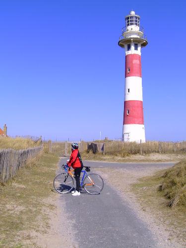 Radtour zum Leuchtturm
