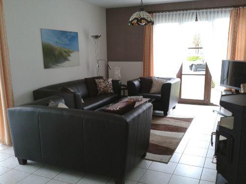 Wohnzimmer ca. 40 qm groß
