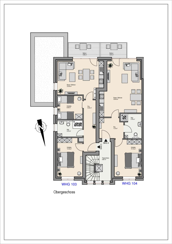 BUE - Haus St�ven, 104 re (BC.3)
