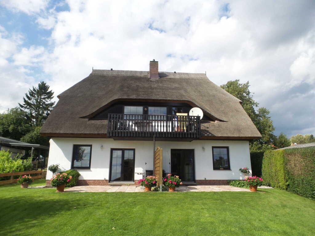Reetdachhaus Möwe 01, 2-Raum-Ferienwohnung, Lanck