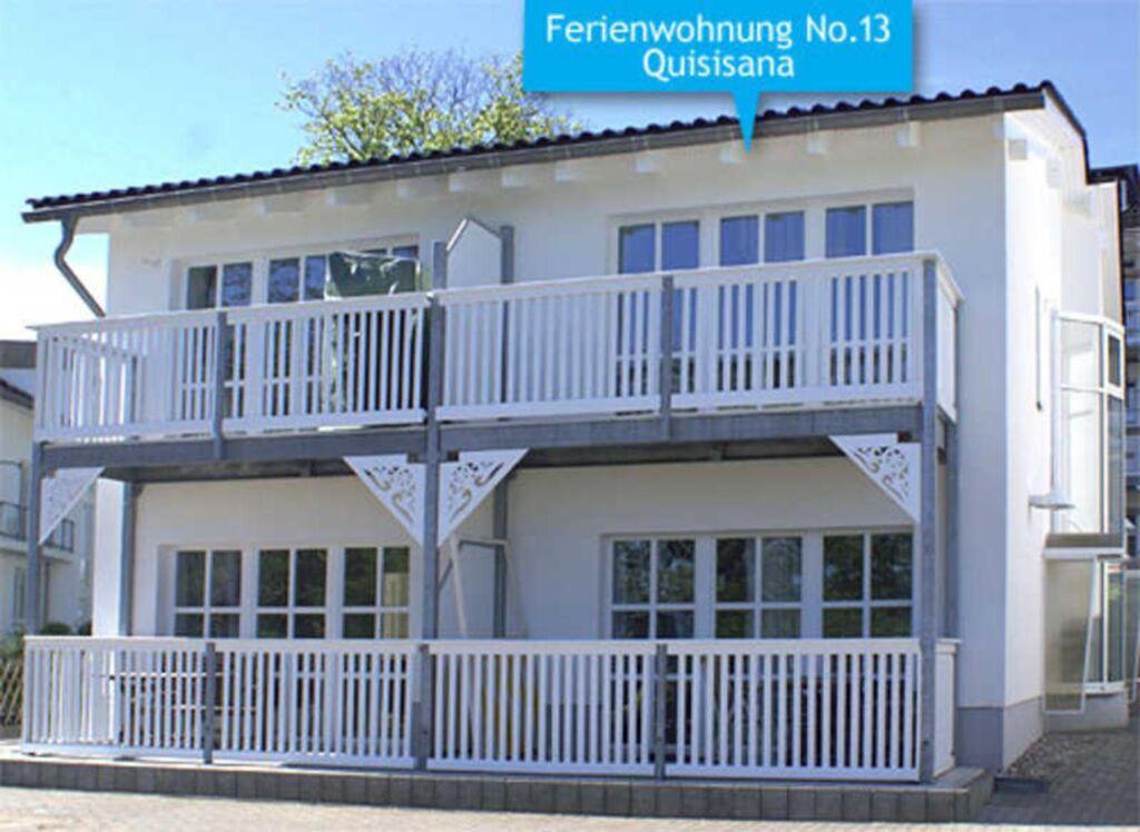 Haus Quisisana - Ferienwohnung 45464, Whg. 13
