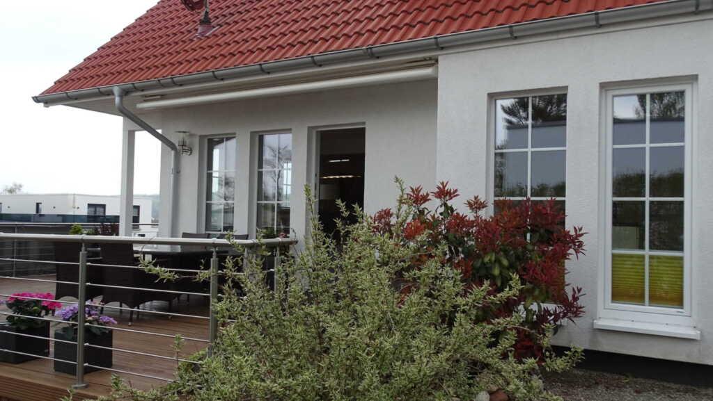 Ferienhaus 'Ostseeperle', Ferienwohnung 3-R mit S