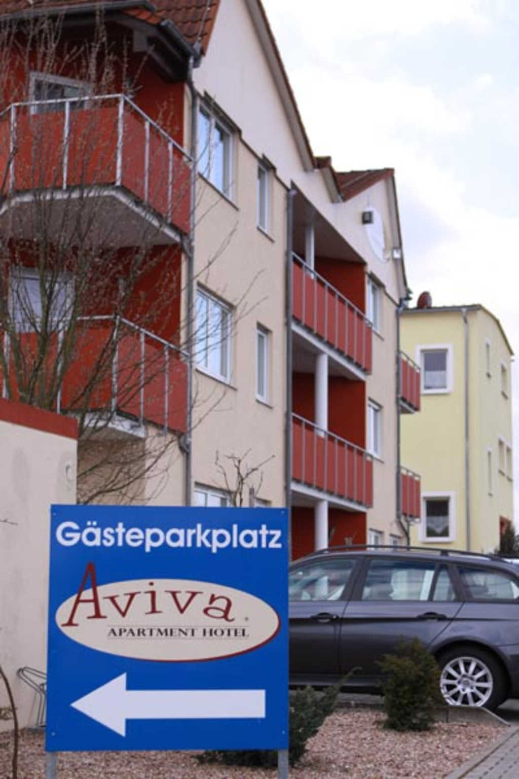 AVIVA Apartment Hotel, 102 Apartment für 1 Person
