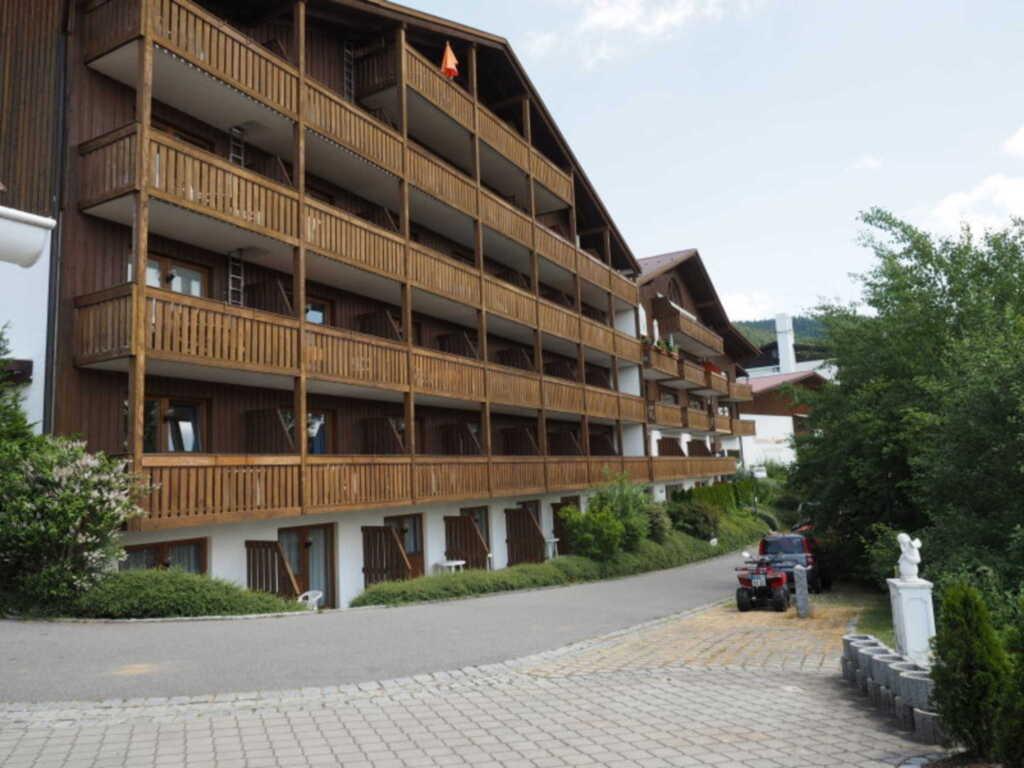 Fewo in Himmelreich - am Golfplatz und nah am Skig