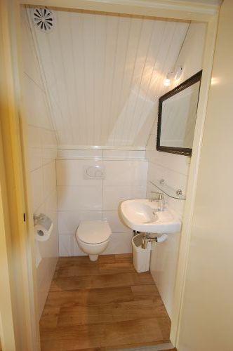 Toiletten oven