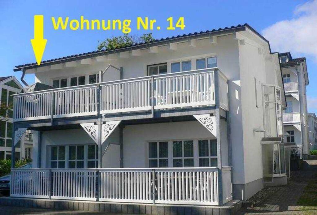 Haus Quisisana -Ferienwohnung 45455 -Whg. 14, Wg.