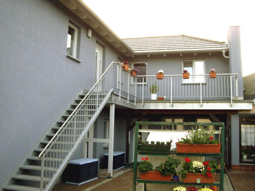 Ferienappartements Middelhagen, Ferienappartement