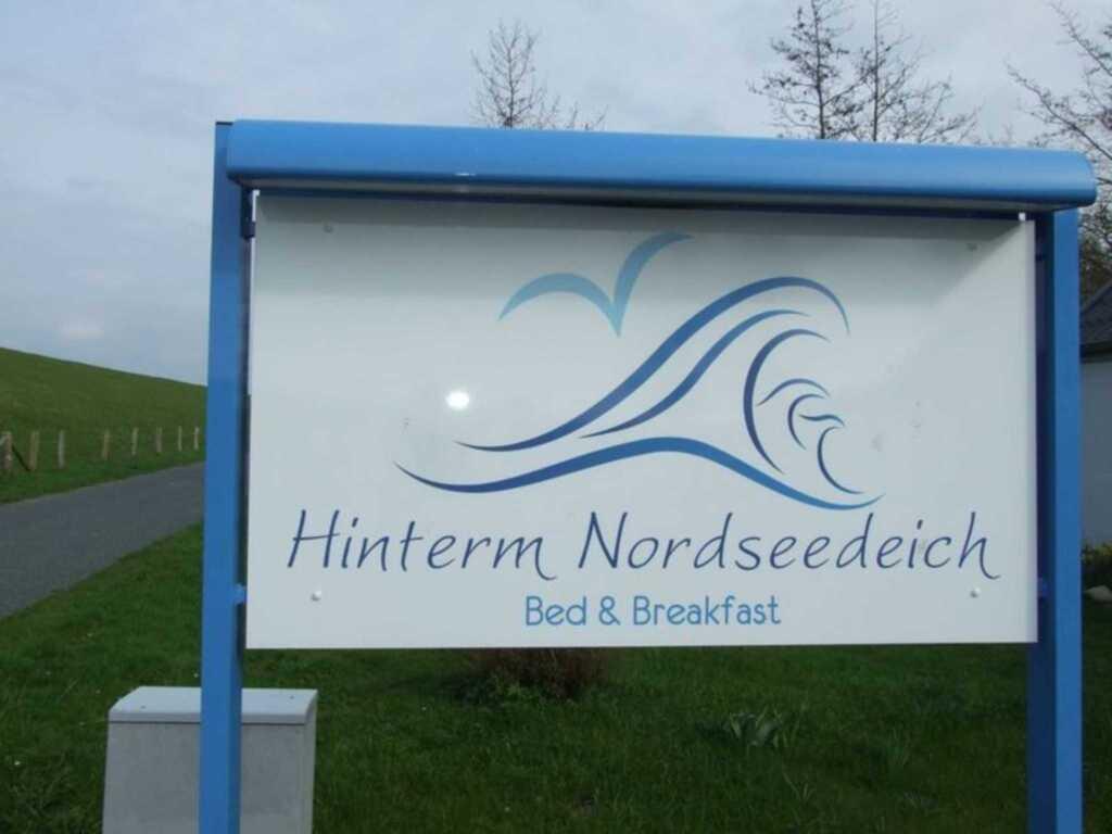 Pension 'Bed & Breakfast hinterm Nordseedeich', Zi