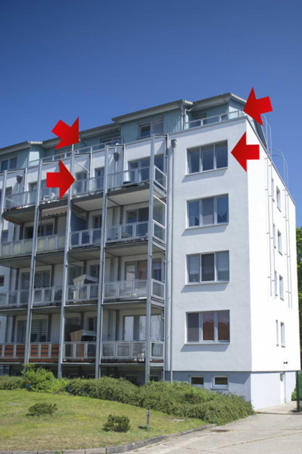 Zinnowitz Haus 'Zur D�ne' OG, W14ZDL D�nenstr. 42a