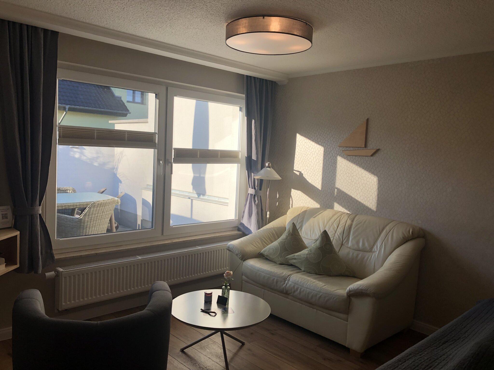 ferienwohnungen meerblick wohnung 30 qm in k gsdorf mecklenburg vorpommern windzio. Black Bedroom Furniture Sets. Home Design Ideas