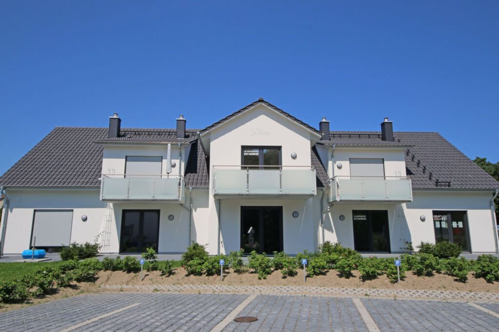 A.01 Haus Düne Whg. 07 mit Balkon - 5 Sterne Klass