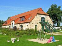 Heukojen auf dem Ferienhof, Schlafplatz in Heukoje ( Box 1) in Altkamp - kleines Detailbild