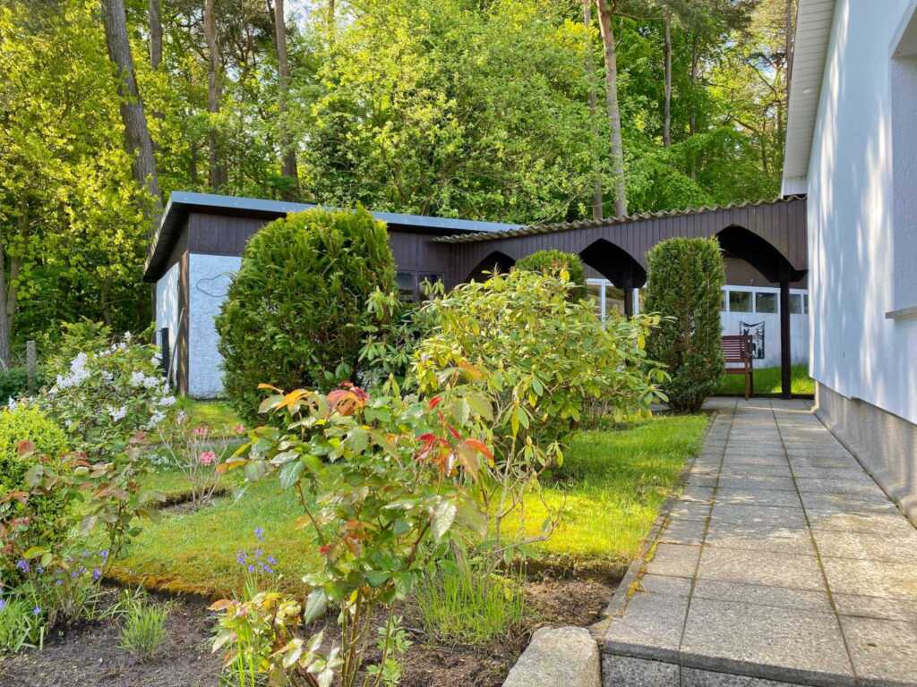 Ferienhaus Hete - hundefreundlich, Ostseenähe - AS