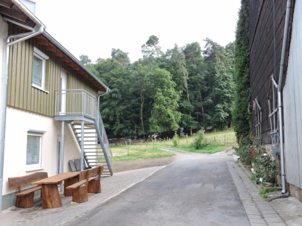 Ferienwohnungen Zeltnerhof, Gro�e Ferienwohnung EG