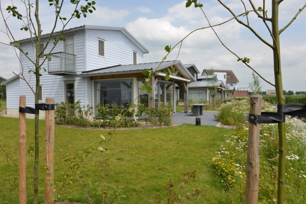 Gro�es Punterhaus by Meer-Ferienwohnungen, Gro�es