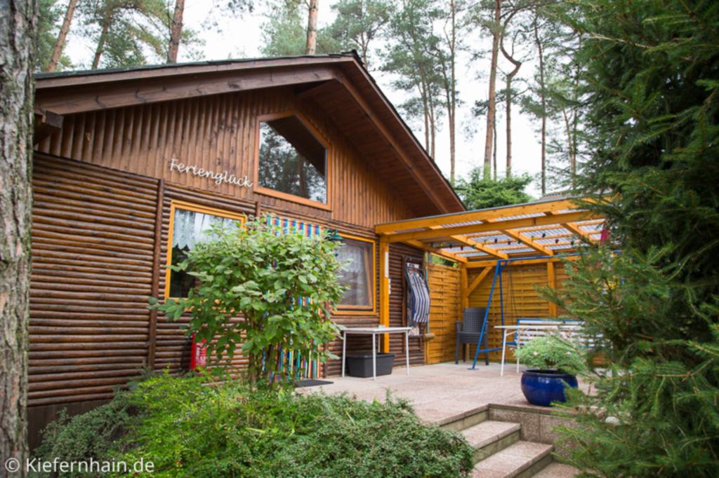 Feriensiedlung Kiefernhain, Ferienhaus 'Waldkauz'