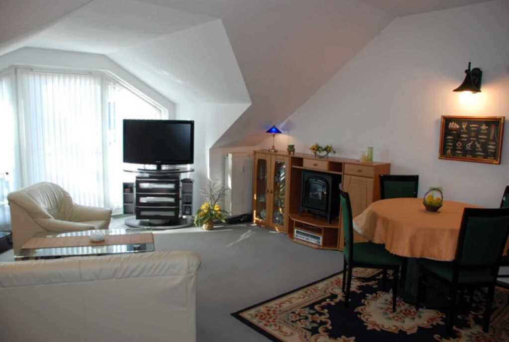 Ferienappartement zwischen Ostseestrand und Bodden