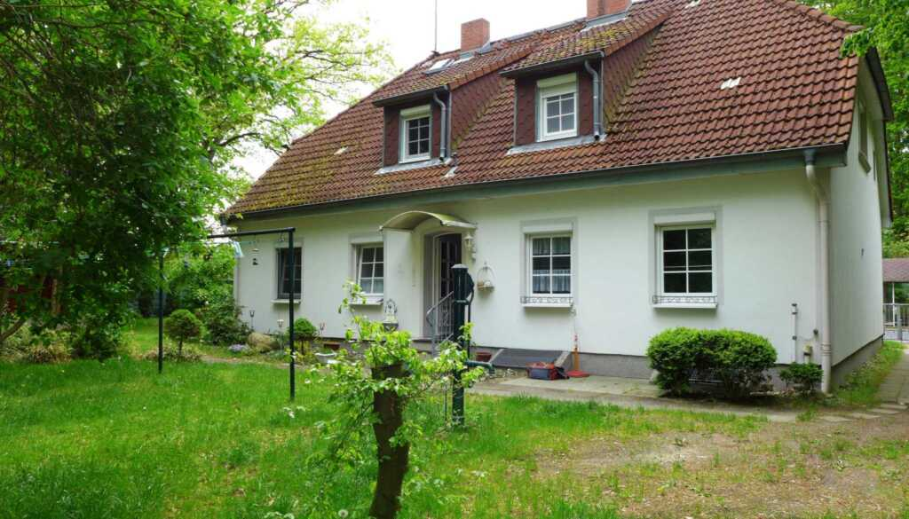 Ferienhaus Karlchen, Wohnung Erdgeschoss