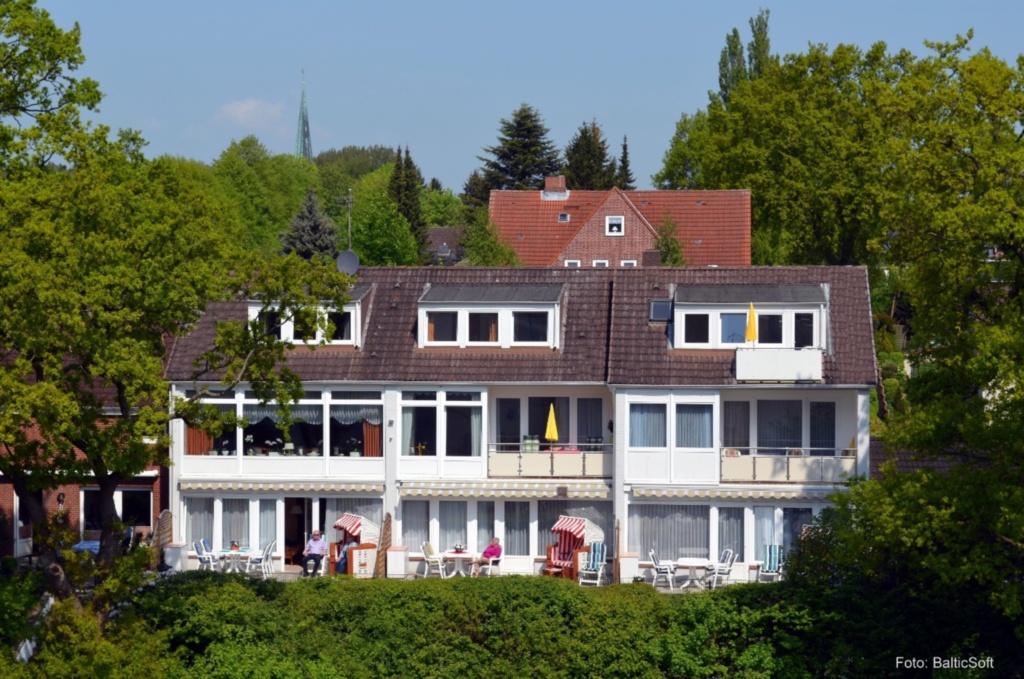 Gästehaus Windrose, Windrose App. 4, 3 Zi.