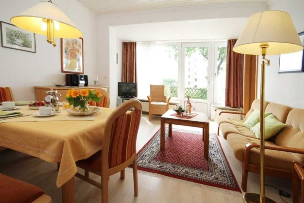 Gästehaus Windrose, Windrose App. 3, 3 Zi.