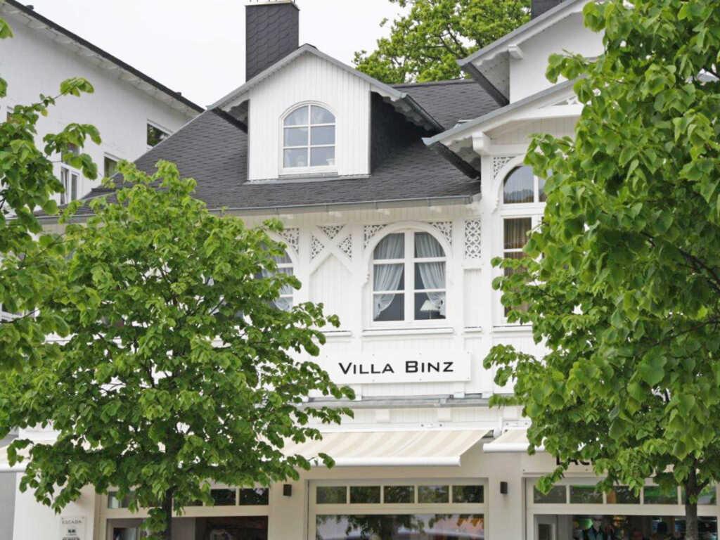 Villa Binz F620 WG 02 im 1. OG 'Muscheln und Sand'