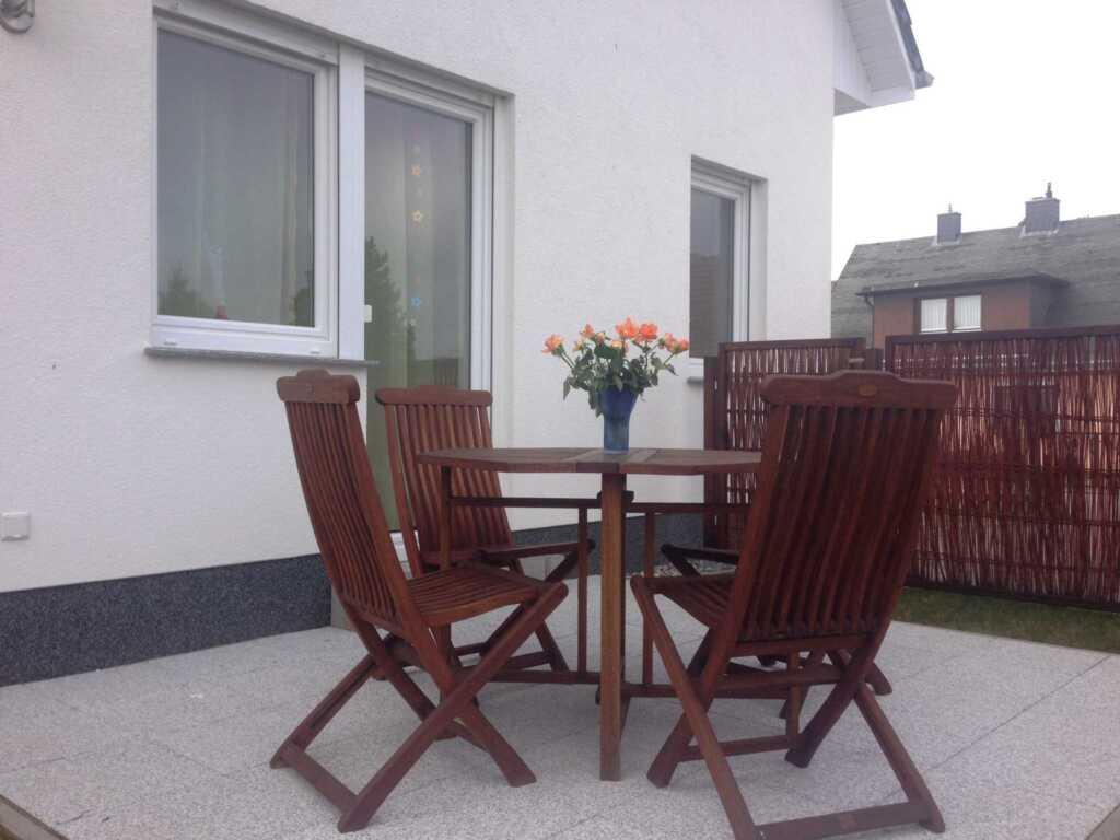 Ferienwohnung Voss mit Terrasse, Ferienwohnung