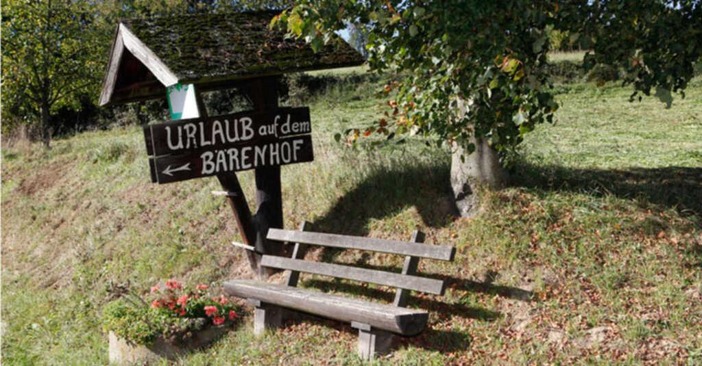 Bärenhof, Ferienhaus Bienenhaus