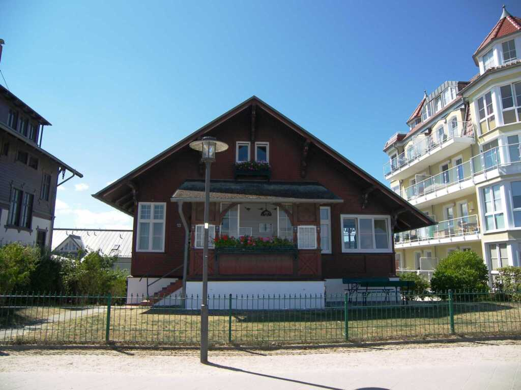 Wohnen am Strand, Dachgeschoss Wohnung