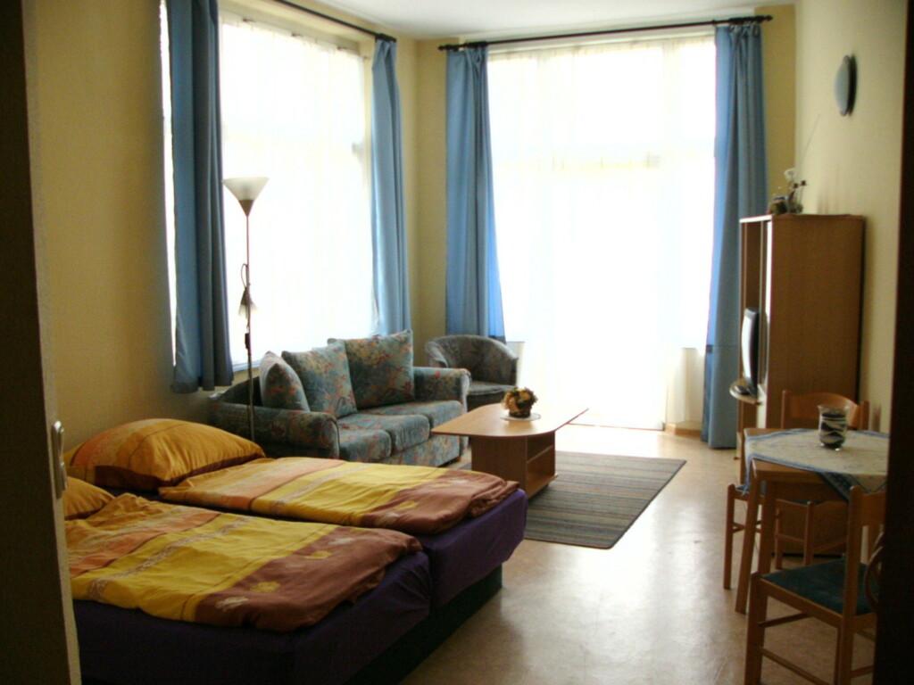 Villa Seestern in Prerow, Apartment 06