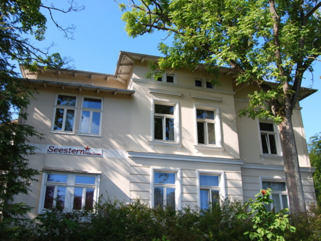 Villa Seestern in Prerow, Apartment 12