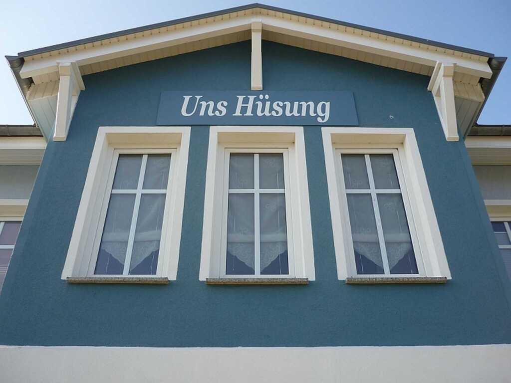 Uns Hüsung, Whg. DG3