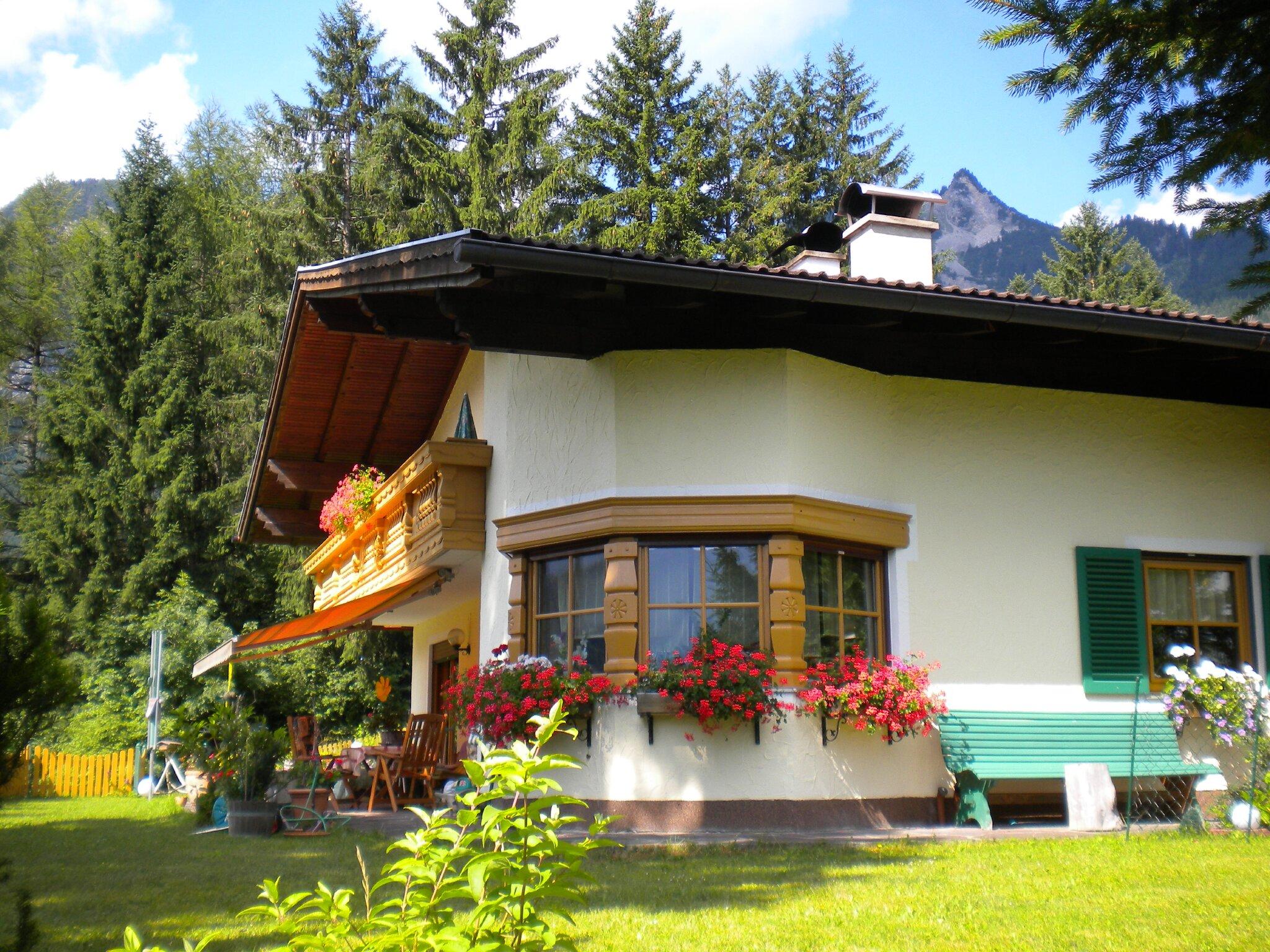 unser Haus am Skilift und Loipe