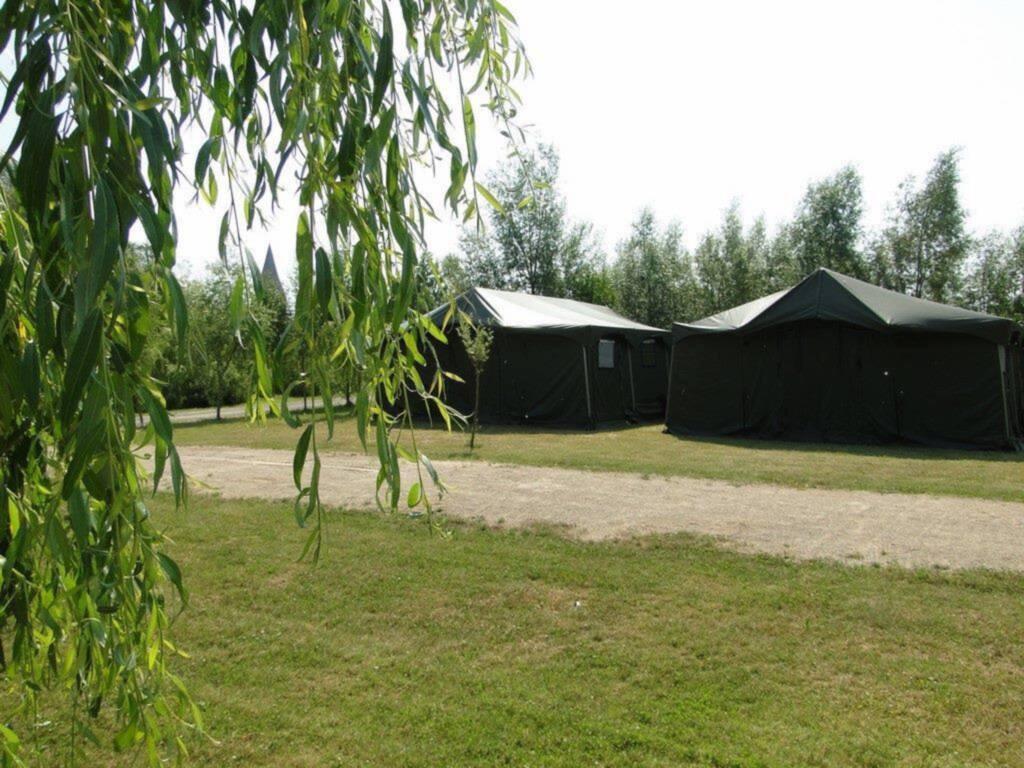 Peenecamp, Kleinzelt 1