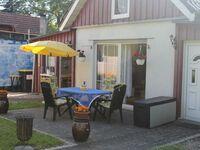 Seenahe Ferienunterkünfte  direkt an der Seepromenade, Zwei - Raum - Ferienhaus in Krakow am See - kleines Detailbild