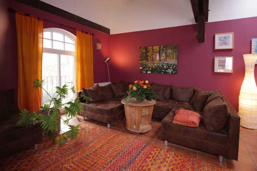 Ferien am Schloss Duckwitz, Wohnung 5 - Der Hahn