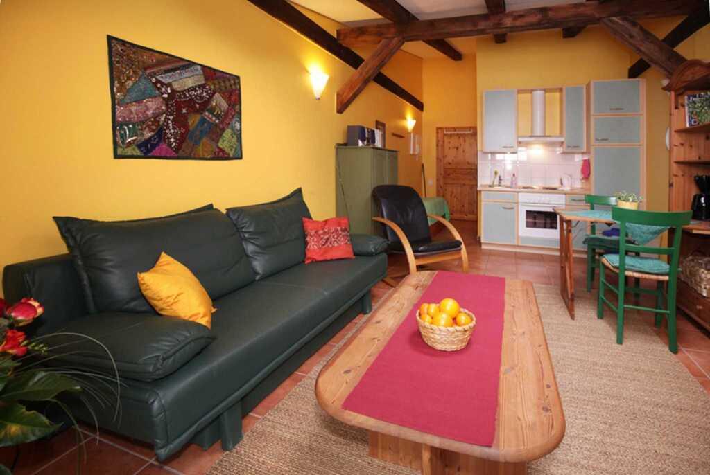 Ferien am Schloss Duckwitz, Wohnung 2 - Die Maus