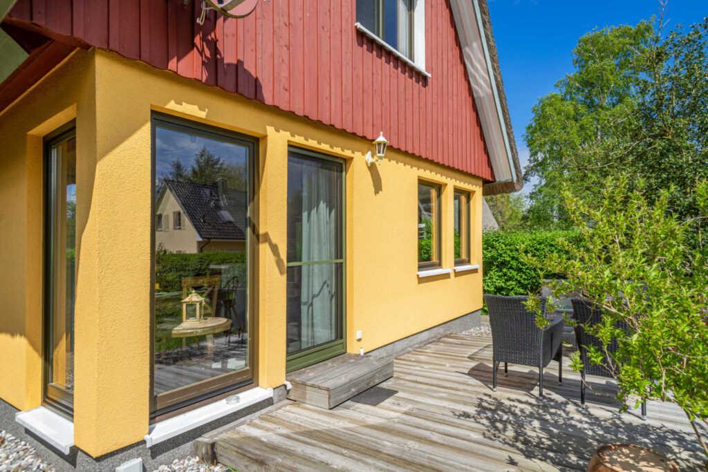 Ferienhaus 'Halfdin- Halfmin'