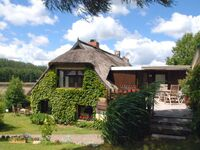 Ferienappartements unterm Reetdach mit Seeblick, Ferienapparetement Neuensiener See in Seedorf - kleines Detailbild