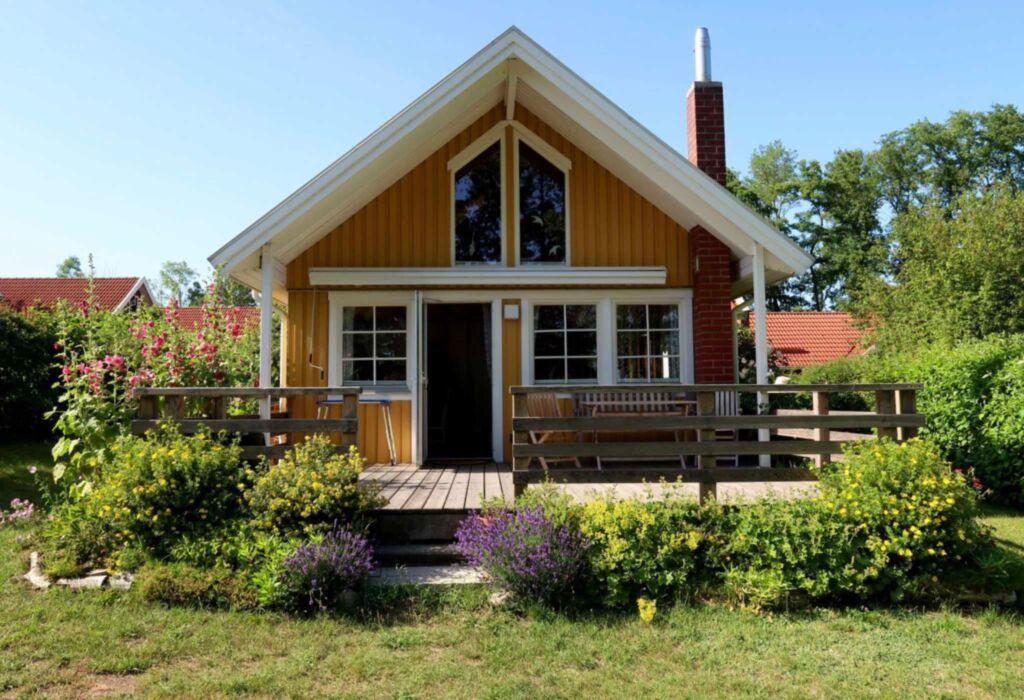 Ferienhaus zum Krakower See, Drei-Raum-Ferienhaus
