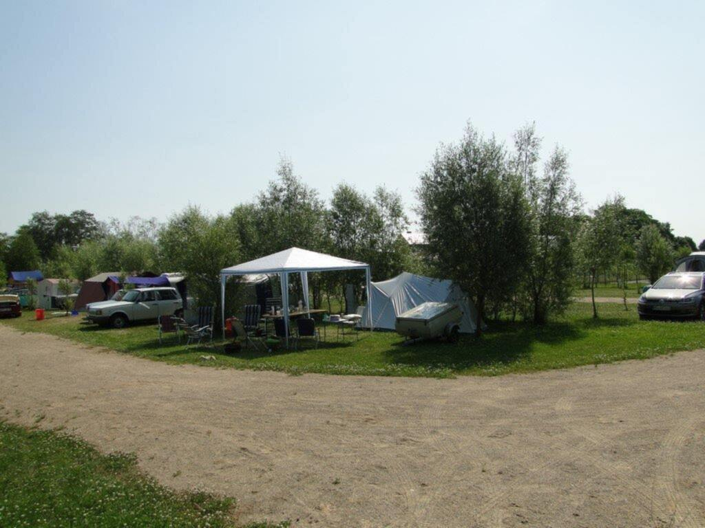 Peenecamp, Großzelt 4