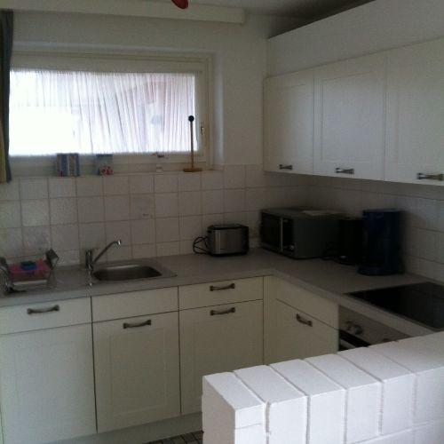 Die Küche wurde 2014 komplett erneuert