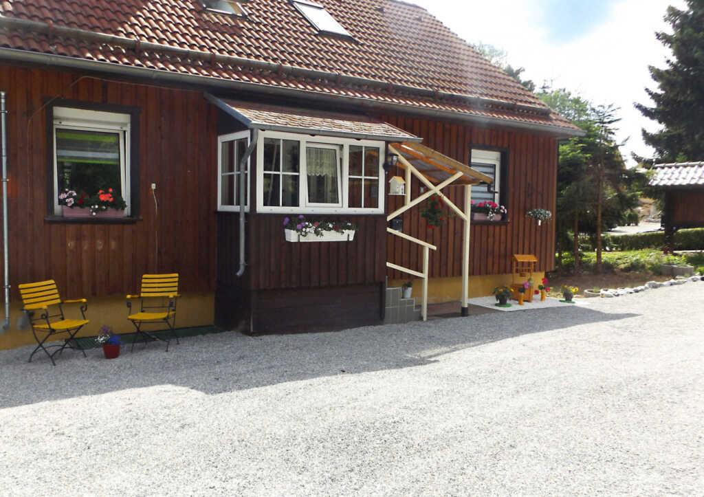 Haus am Waldesrand, FW