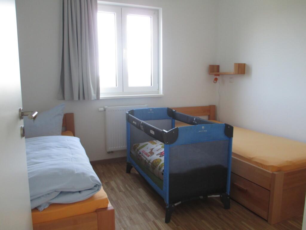 Rügen-Ferienhof, Ferienwohnung Obergeschoss 56 m²