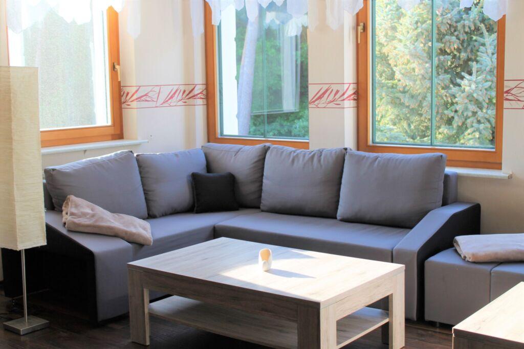 Villa Friedemann, Ferienwohnung 3 'zum Wald'