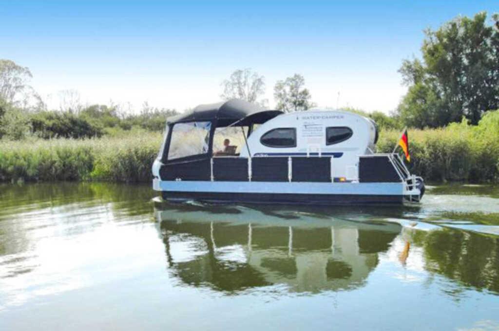 Hausboot 'Wassercamper' SCHW 931-2, SCHW 931 Typ 1