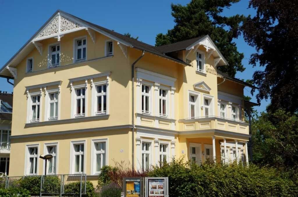 Villa Granitz - Ferienwohnung 45466 (Sassnitz), F