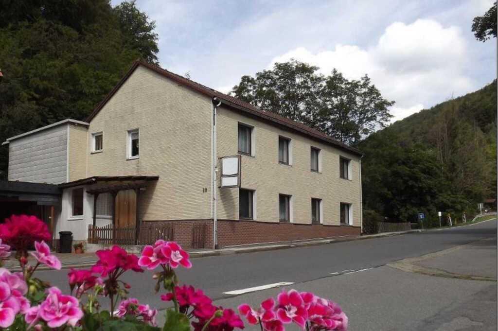 Lowbudget Vakantiewoning Zorge, Wohnung 2 Erdgesch