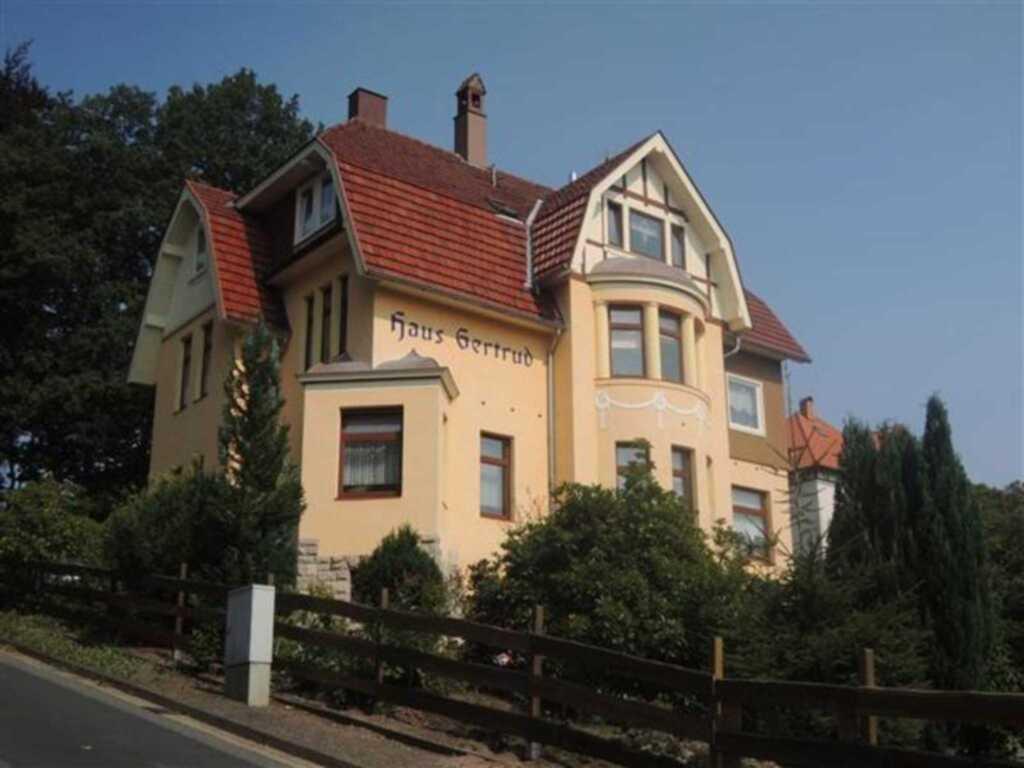 Haus Gertrud, Appartement